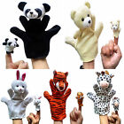 2pcs Babys Boys Girls Farm Animal Hand Sock Glove Puppet + Finger Sack Plush Toy