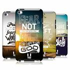 HEAD CASE DESIGNS CHRISTIAN SNAPSHOT CASE COVER FOR APPLE iPOD TOUCH 4G 4TH GEN