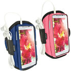 Sports Armband for Samsung Galaxy S4 IV I9500 I9505 Gym Running Jogging Case