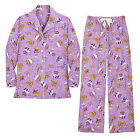 Mickey Minnie Mouse Pooh Dopey Tinker Bell Eeyore Stitch DISNEY FLANNEL PAJAMAS