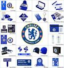 Chelsea FC Football Club English Premiership License Official Merchandise Items