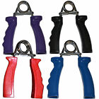 TurnerMAX Hand Gripper Wrist Steel Coil Strength Muscle Exercise Boxing Training