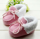 Hot ! pink warm baby boots baby boots baby shoes  Size 0-6 6-12 12-18 Months