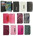 For Samsung Galaxy Note 3 III N9000 Cover Wallet Flip Case Pouch Cell Accessory