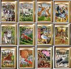 MONTHLY GREETING CARDS January - December PAGAN Celtic WICCAN HEDINGHAM FAIR