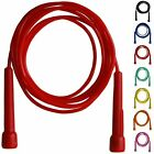 Plastic Skipping Rope Jump Speed Exercise Rope Boxing Gym Fitness Workout Sports