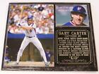 "Gary Carter New York Mets Legend ""Kid"" Photo Plaque"
