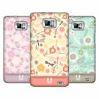HEAD CASE DESIGNS DRAGONFLY CASE COVER FOR SAMSUNG GALAXY S2 II I9100