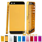 ALLOY METAL REPLACEMENT BACK BATTERY HOUSING COVER CASE FOR IPHONE 5 5G