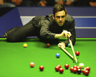 RONNIE O'SULLIVAN 11 (SNOOKER) PHOTO PRINT