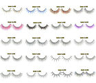 New Authentic Single Pair Fake False Eyelashes Eye Lashes For Makeup Cosmetics
