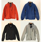 NWT FREE COUNTRY Men Bomber Warm Jacket Lightweight Coat Wind/Water Resist L/XL