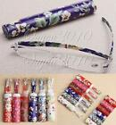 Slim mini Pen Tube Case reading glasses eyeglass spectacle +1.50 to +4.00 Degree