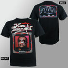 Authentic KING DIAMOND Conspiracy Album Cover Slim Fit T-Shirt S M L XL NEW
