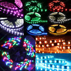 5m 3528 5050 SMD LED 150 300 600 LEDS Waterproof Flexible Light Strip Roll 12V