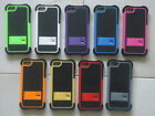 HARD RUBBER IPHONE 5, 5G CASE COVERS & free screen protector