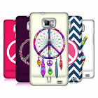 HEAD CASE DESIGNS PEACE EMBLEMS CASE COVER FOR SAMSUNG GALAXY S2 II I9100