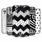 HEAD CASE DESIGNS BLACK AND WHITE DOODLE PATTERNS CASE FOR GALAXY ACE S5830
