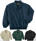 SALE! 1/ ZIP, WATER & STAIN RESISTANT, WINDPROOF WIND SHIRT, POCKETS, S-XL 2X 3X