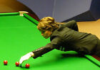 MICHAELA TABB 06 (SNOOKER REFEREE) PHOTO PRINT