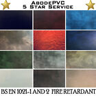 PREMIUM QUALITY LEATHER MATERIAL LEATHERETTE PVC VINYL UPHOLSTERY FABRIC