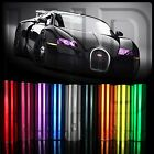 Headlight Tailight Fog Light Paint Protection Gloss Tint Vinyl Film Sheet Choose