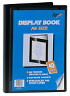 Tiger Presentation Display Books - Choose Your Size & Capacity