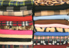 20x20 inch 1/2 & 1M Fleece Squares Fat Quarter,Patchwork Quilts,Quarters