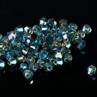 Free Shipping Jewelry 100/400/1000pcs Glass Crystal #5301 Bicone beads 3mm #212