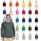 NEW Fruit Of The Loom Tee Heavy Cotton Men's Long Sleeve T-Shirt WD930 image