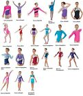 Tappers & Pointers Gymnastic Leotards