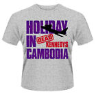 Dead Kennedys 'Holiday In Cambodia 2' T-Shirt - NEW & OFFICIAL!