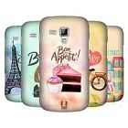 HEAD CASE DESIGNS DREAM OF PARIS CASE COVER FOR SAMSUNG GALAXY S DUOS S7562