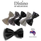 MENS BOW TIE - Pre-tied Bowties for Wedding, Formal, Tuxedo Men's Pretied