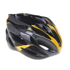 Bike Bicycle Cycling Safety Helmet with Visor Carbon Fiber Adult's Helmets Cool