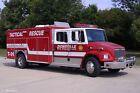 Giant Firetrucks / Fire Engine Collection - AMERCOM - 1:64