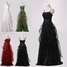 Spaghetti Straps JS Ruched Luxury Formal Prom Banquet Evening Grace Karin Dress