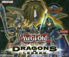 Yu-gi-oh Dragons Of Legend Secret Rare 1st Edition Mint Take Your Pick New