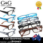 Mens Ladies Full Rim Magnifying Reading Glasses Nerd Wholesale Bulk Deal 1.0~3.5