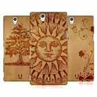 HEAD CASE DESIGNS WOOD ART CASE COVER FOR SONY XPERIA Z C6603
