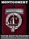 MONTGOMERY CLAN CREST BADGE 130 CLAN NAMES AVAILABLE MADE IN SCOTLAND