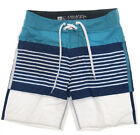 Rip Curl Mens MIRAGE stripe stretch Boardshorts skate swim trunk sz 30-38