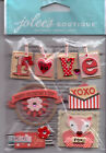 Jolee's boutique assorted VALENTINE themed varieties~BNIP~Adorable! FAST SHIP!!!
