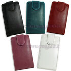 New high quality leather case for Alcatel one touch idol X 6040d 6040
