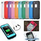 Waterproof Shockproof Case Shockproof for Apple iPhone 5 / 5s / SE lIfe in Water