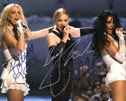 MADONNA BRITNEY SPEARS CHRISTINA AGUILERA (MUSIC) SIGNED PHOTO PRINT 16