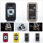 Waterproof Shockproof Aluminum Gorilla Metal Cover Case for iPhone 5S 5 4 4S