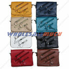 1/8 Color Chic Womens Messenger Bag Crossbody Satchel Leather Shoulder Handbags