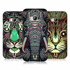 HEAD CASE DESIGNS AZTEC ANIMAL FACES SERIES 2 CASE COVER FOR HTC ONE M8