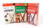 Korean Lotte Pepero Chocolate Stick White Oreo Cookie Almond Biscuit Box